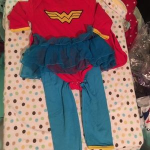Wonder Woman Costume NWOT